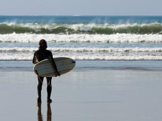 Surfing Sligo