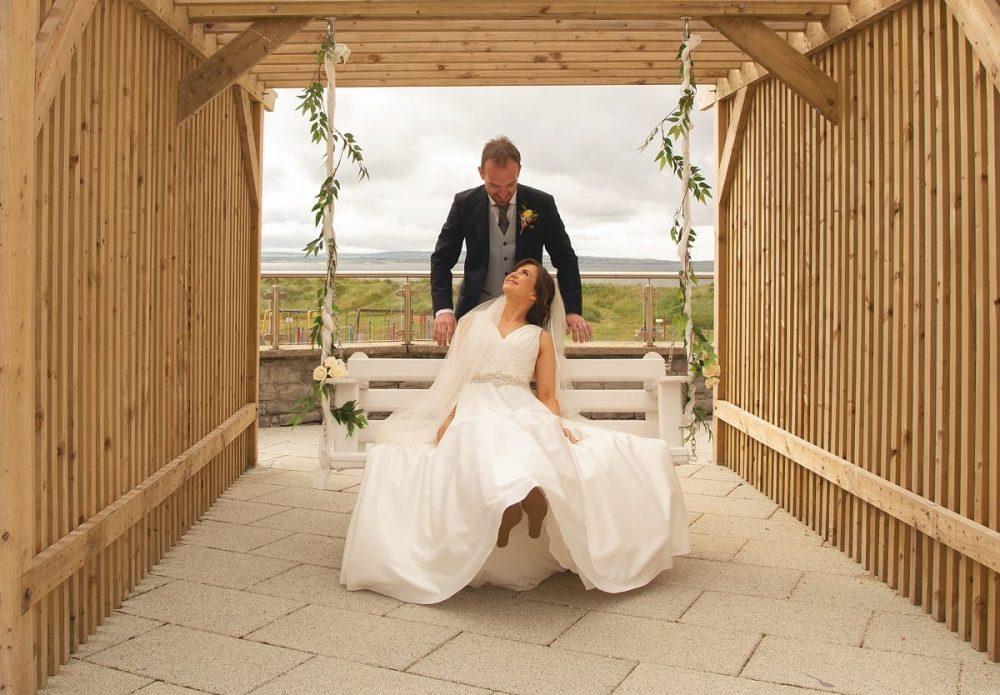 A Wedding Swing 1