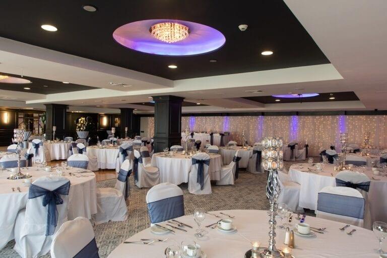A ocean-sands-hotel-wedding-setup-navy-colour-function-room-sligo copy